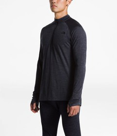 The North Face Wool Baselayer Zip-Neck Top - Men's
