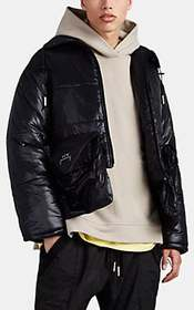 A-COLD-WALL* Tech-Taffeta Crop Puffer Jacket