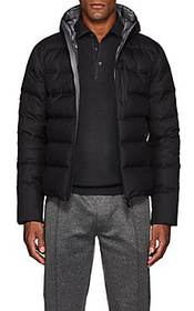 Herno Down-Quilted Hooded Puffer Jacket