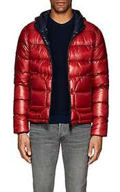 Herno Hooded Ripstop Puffer Jacket