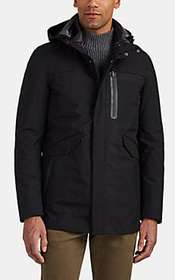 Herno GORE-TEX® Hooded Coat & Down Jacket