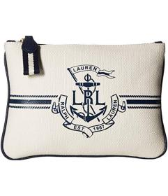 LAUREN Ralph Lauren Huntley Canvas Belt Bag