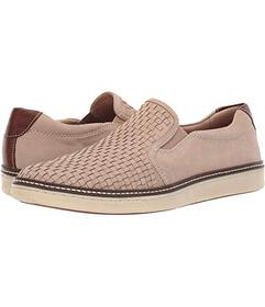 Johnston & Murphy McGuffey Woven Casual Slip-On Sn