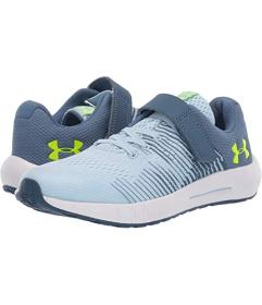 Under Armour Coded Blue/Thunder/High-Vis Yellow