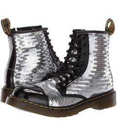 Dr. Martens Kid's Collection 1460 Pooch Sequins Bo