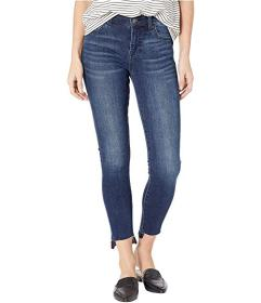 7 For All Mankind The Ankle Skinny with Step Hem -