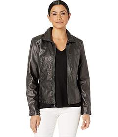 Kenneth Cole New York Zip Front Jacket