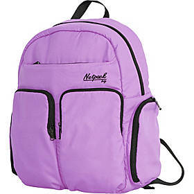 Netpack Soft Lightweight Day Pack with RFID Pocket