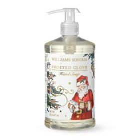 Williams Sonoma 'Twas Frosted Clove Hand Soap
