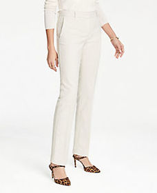 The Straight Leg Pant In Texture