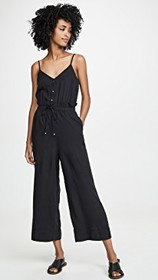 Splendid Yarn Dye Jumpsuit