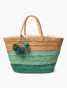 Lucky Brand Basket Beach Tote