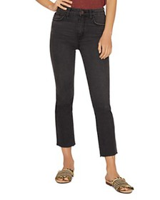 Sanctuary - Cropped Jeans in Coyote Black
