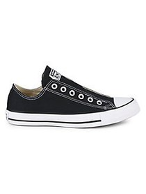 Converse Women's All Star Slip-On Sneakers BLACK