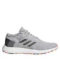 Adidas Men's Pureboost Go Running Shoes GREY