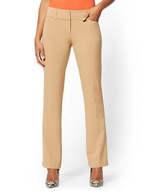Barely Bootcut Pant - MId Rise - Double Stretch -