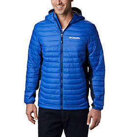 Columbia Men's Powder Pass™ Hooded Insulated Jacke