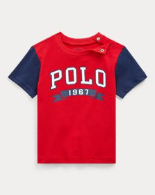 Ralph Lauren Polo Graphic Jersey Tee