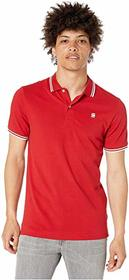 G-Star Dunda Slim Stripe Short Sleeve Polo