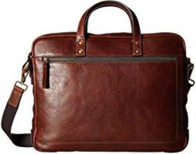 Fossil Haskell Double Zip Workbag