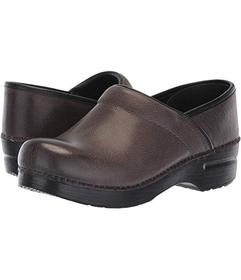 Dansko Grey Burnished Nubuck