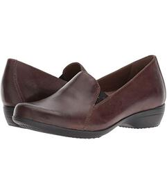 Dansko Chocolate Burnished Calf