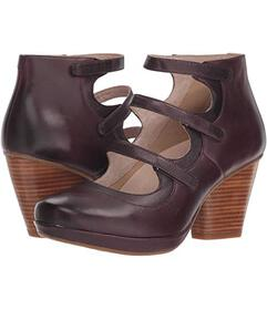 Dansko Wine Burnished Calf