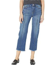 Sam Edelman Chelsea High-Rise Wide Leg Crop Jeans