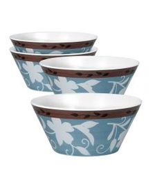 Pfaltzgraff Set of 4 Melamine Cereal Bowls