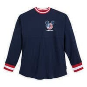 Disney Mickey Mouse Americana Spirit Jersey for Ad