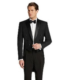 Jos Bank 1905 Collection Tailored Fit Tuxedo - Big
