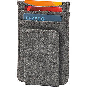 1Voice The Striker RFID Blocking Wool Card Holder