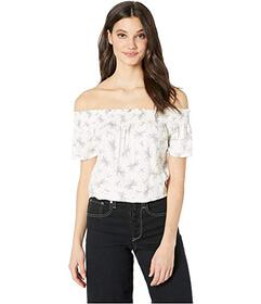 Roxy Rockefeller Vibes Off Shoulder Top
