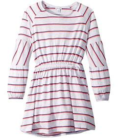 Splendid Littles Heather Stripe Dress (Big Kids)