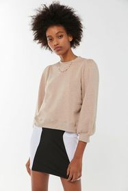 Project Social T Puff Sleeve Sweater