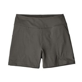 "W's Happy Hike Shorts - 4"", Forge Grey (FGE)"