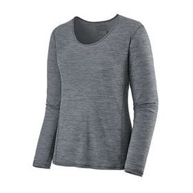 W's Long-Sleeved Capilene® Cool Lightweight Shirt,