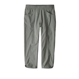 W's High Spy Cropped Pants, Cave Grey (CAGR)