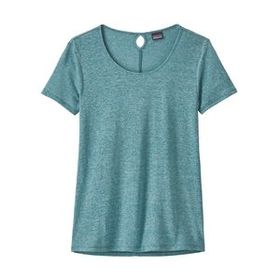 W's Mount Airy Scoop Tee, Tasmanian Teal (TATE)