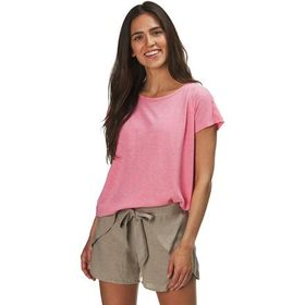 Patagonia Trail Harbor Short-Sleeve T-Shirt - Wome