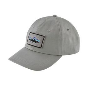 Fitz Roy Trout Patch Trad Cap, Drifter Grey (DFTG)