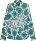 Robert Friedman PAISLEY LIBERTY PRINT SHIRT