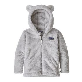 Baby Furry Friends Hoody, Tailored Grey (TGY)