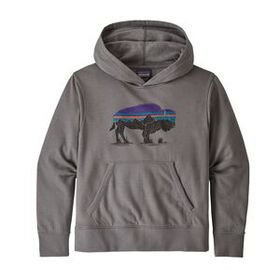 Kids' Lightweight Graphic Hoody Sweatshirt, P-6 Lo