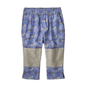 Baby Lightweight Hemp Pants, Tamar Tiger Geo: Pipe