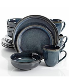 Laurie Gates Novara 16-Pc. Dinnerware Set, Service