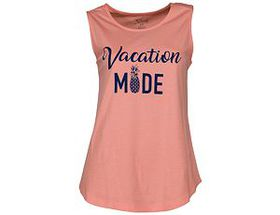 Natural Reflections® Women's Vacation Mode Tank To