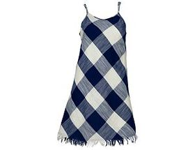 Natural Reflections® Women's Plaid Dress