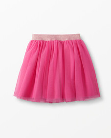Hanna Andersson Tutu Skirt In Soft Tulle in Power