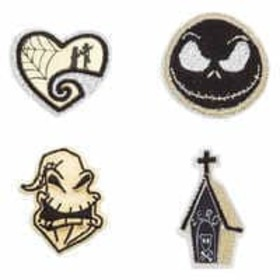 Disney Nightmare Before Christmas Patched Set